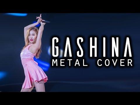 SUNMI (선미) - Gashina (가시나) // Metal Cover