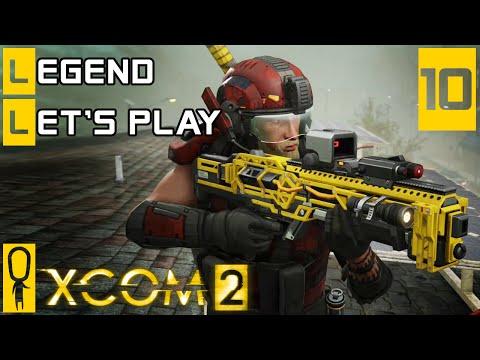 XCOM 2 - Part 10 - Overrun - Let's Play - XCOM 2 Gameplay [Legend Ironman]