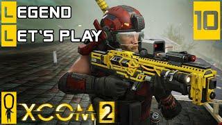 XCOM 2 - Part 10 - Overrun - Let