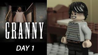 Lego GrannyЛего Грэнни day 1