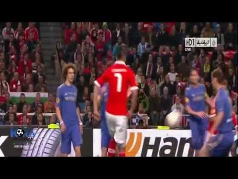 Chelsea 2-1 Benfica All Goals and highlights. (15.05.2013)