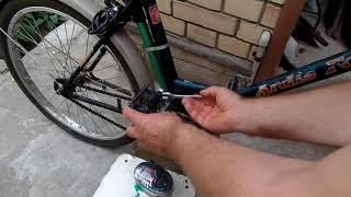 Велозапчасти купленные не дорого и ремонт велосипеда