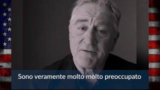 Robert De Niro fa a pezzi Donald Trump