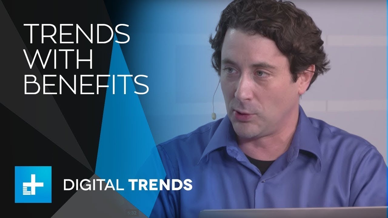 Trends With Benefits – Live at CES 2018