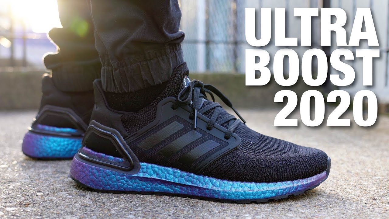 Vagabundo Contratista Fruncir el ceño  Adidas ULTRABOOST 20 Review & On Feet - YouTube