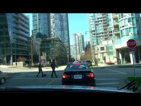 Vancouver British Columbia, Winter/Spring Tour -  YouTube