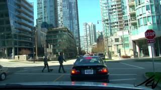 Vancouver British Columbia, Winter/Spring Tour - YouTube
