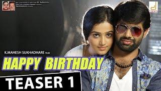 Happy Birthday Kannada Movie Teaser