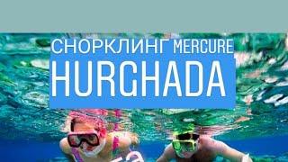 Mercure Hurghada Hotel. Снорклинг в отеле Mercure Hurghada!!!!
