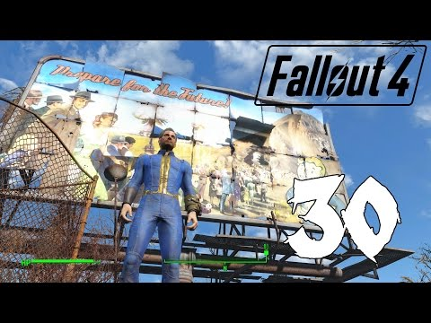 Fallout 4 - Walkthrough Part 30: The Glowing Sea