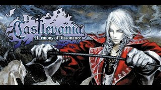 Castlevania Harmony of Dissonance GBA Parte 1