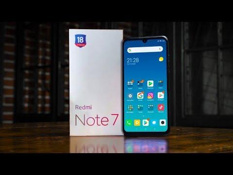 Xiaomi Redmi Note 7 !! НИХРЕНА СЕБЕ!!