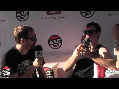 Coachella 2014: Birds Of Tokyo Talk Music Industry Jobs