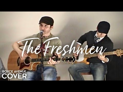 The Verve Pipe - The Freshmen (Boyce Avenue acoustic cover) on Apple & Spotify