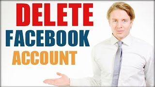 How To Delete Facebook Account Permanently 2016