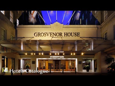 JW Marriott Grosvenor House London - 5-Star Hotels In Mayfair, London