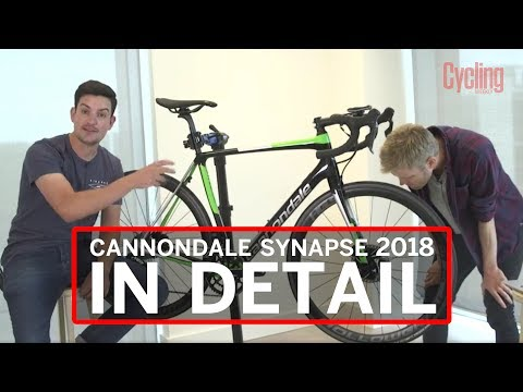 Cannondale Synapse 2018 in Detail | Cycling Weekly