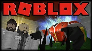 CREATING THE BIGGEST AND MOST INSANE ROBLOX ROBOT!!! -ROBLOX Ro-Chanics