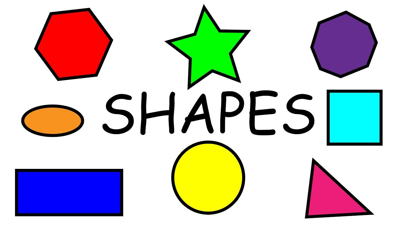 Shapes (Children's Poetry. Kids' Poems About SHAPES. SHAPE