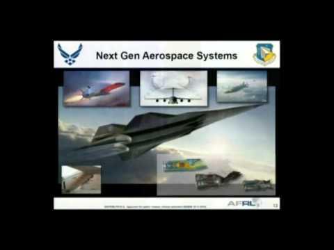 Maj Gen William Neil McCasland  - 51st AIAA Aerospace Sciences Meeting, January 2013
