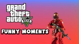 !?CARGOBOB CRAZINESS!? Grand Theft Auto 5 (PS4) w/ JAROD #4