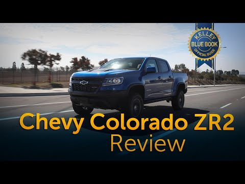 2020 Chevrolet Colorado   Review & Road Test