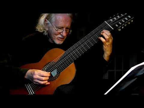 Spanish And Italian Renaissance Music - 10-string Guitar Rob MacKillop