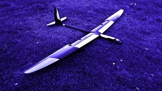 Full Carbon Glider Pace Vx - High Performance Rc Plane