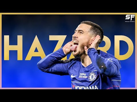 Eden Hazard 2019 ● Deadly Dribbling, Skills & Goals | HD🔥⚽🇧🇪