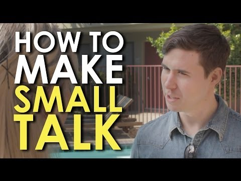 How to Make Small Talk With Strangers  The Art of Manliness