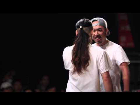 戦極MC BATTLE 第13章(15.12.27) 晋平太 vs CHICO CARLITO @BEST BOUTその1