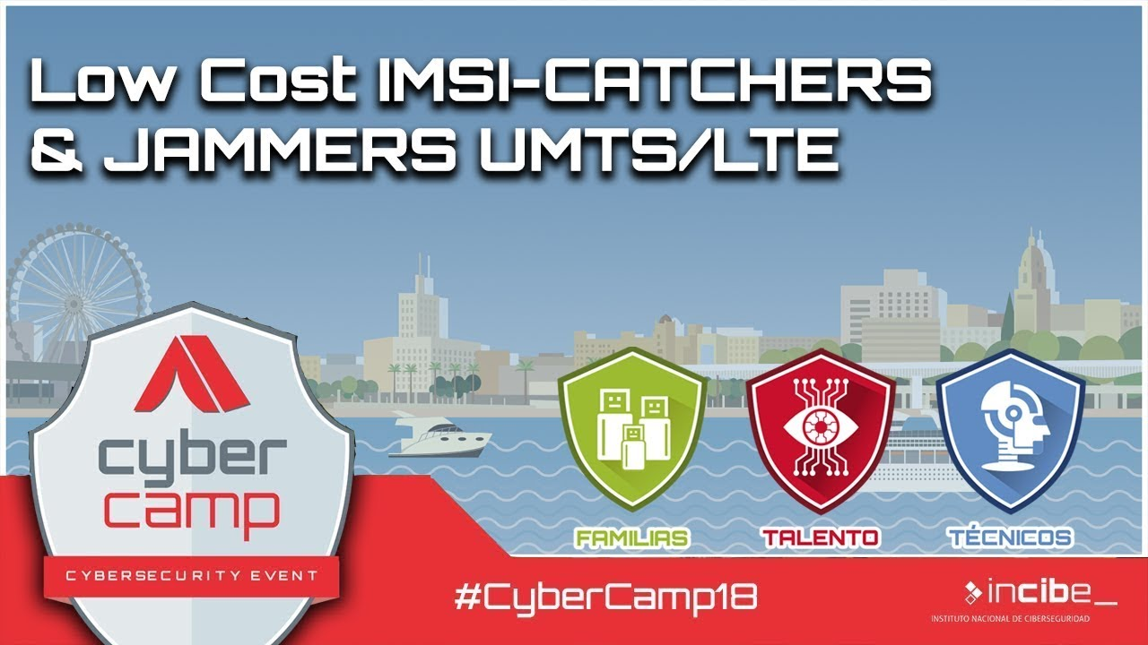 A20 - Low Cost IMSI-CATCHERS & JAMMERS UMTS/LTE