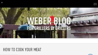 How-To Cook With A Weber Cooking Grate