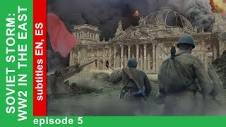 Soviet Storm. WW2 in the East - The Siege Of Leningrad. Episode 5. StarMedia. Babich-Design
