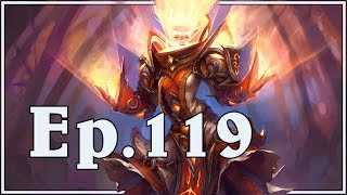 Funny and Lucky Moments - Hearthstone - Ep. 119
