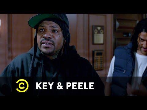 Key & Peele  Snitch  Uncensored