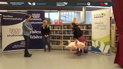 Kurikan kirjastot & Vapaa-aikatoimi LIVE - Musaluola 3.4.2020 Tulipää