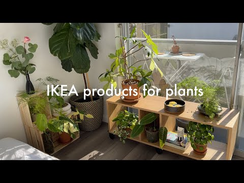 IKEA products that can be used for plants