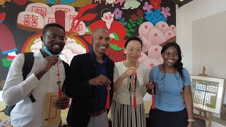 GLOBALink | African youth representatives catch glimpse of China's rural revitalization