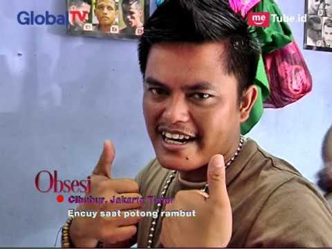 Perjalanan Karir Asep Kunadi Pemeran Encuy dalam Sinetron Dunia Terbalik - Obsesi 01/08