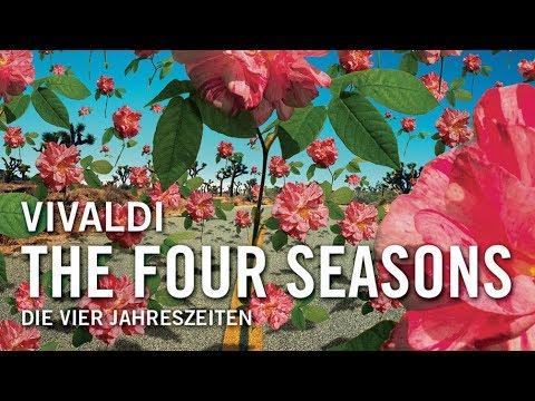 Vivaldi: The Four Seasons by Erik Bosgraaf
