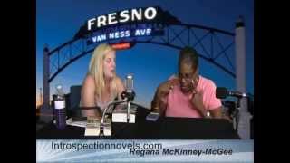 "Regana McKinney-McGee, Author of ""Introspection"" I & II on Mike & Athena Live! Pt. 2"