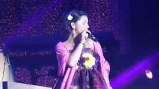 Angela Aguilar - Cucurrucucu Paloma