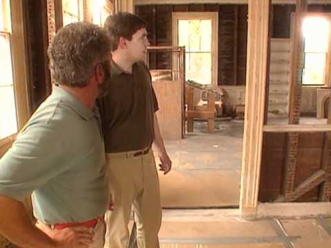 Selecting the Site  - Federal Style Home Restoration in Charleston, SC - Bob Vila eps.901