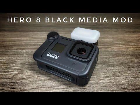 GoPro Hero 8 Black Media Mod & Light Mod Review