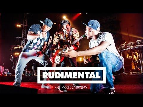 RUDIMENTAL - Live at Glastonbury 2015