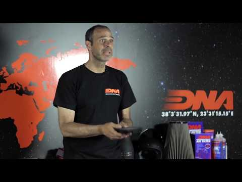 DNA High Performance Filters - How To install your DNA Air Filter