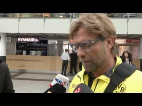 """Jürgen Klopp vor BVB-Trainingslager: """"Zu allen Schandtaten bereit!""""   Borussia Dortmund"""
