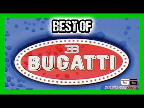 BEST OF BUGATTI - 2016 - XXXIII Festival Molsheim