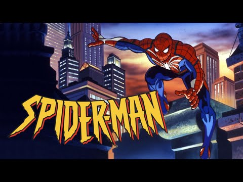 Spider-Man PS4 - 90s Theme [The Animated Series]